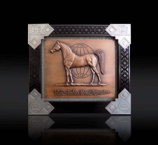 Picture of WAHO Plaque - KAAHCAD