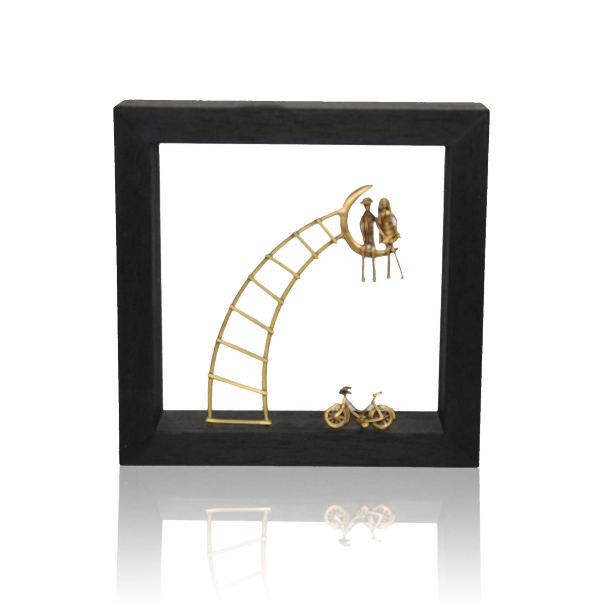Picture of Wall Frame Décor - Stairway to Moon