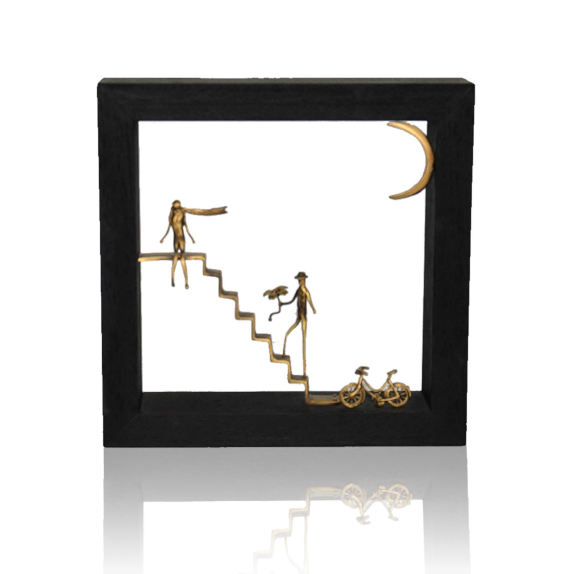 Picture of Wall Frame Décor - Courting 3