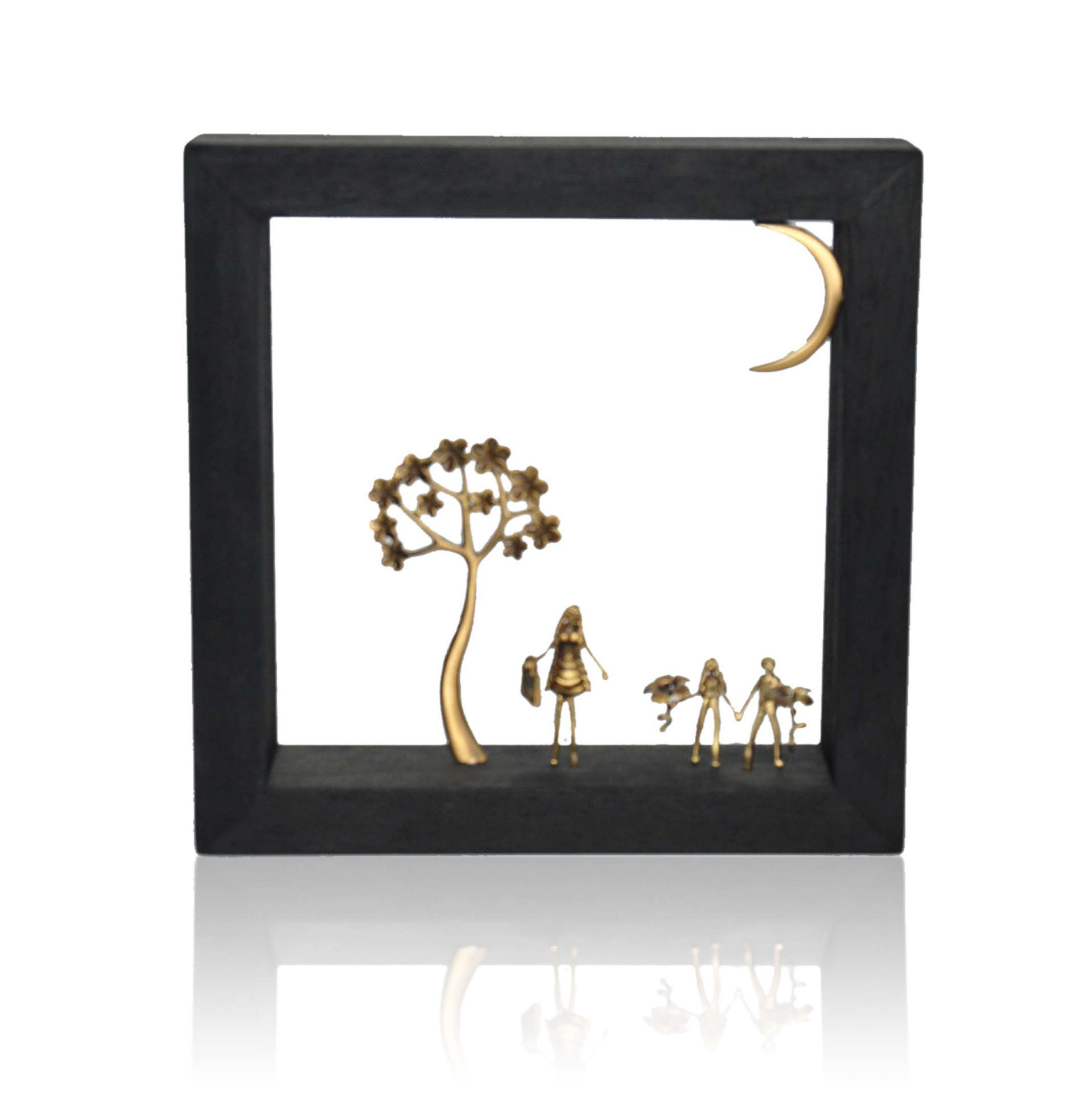 Picture of Wall Frame Décor - Mother & Children