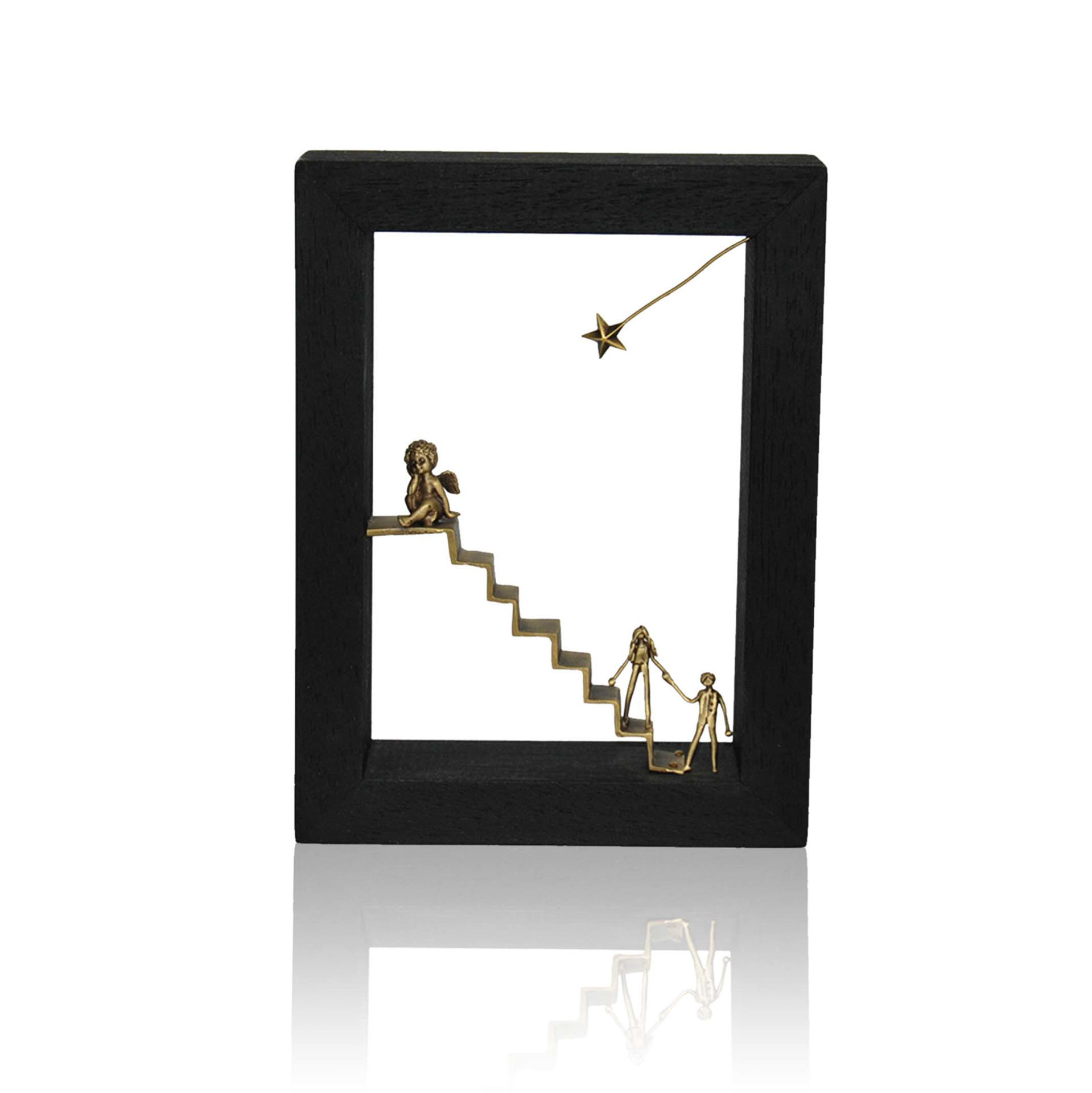 Picture of Wall Frame Decor - Couple with Angel